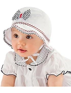 Girls Socks Uwear-Cappello estivo da spiaggia, Vacanza, 6, 9, 12 18 24 mesi-3 anni, confezione da 2, bambina,...