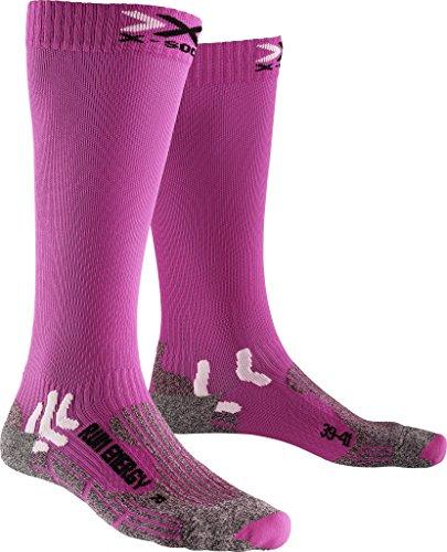 X-Socks Damen Socken RUN ENERGIZER LADY, Pink, 37/38, X100109 Run Energizer