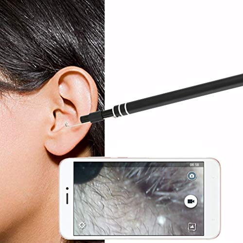 Hemore Multifuncional HD Visual Ear Spoon Mini USB