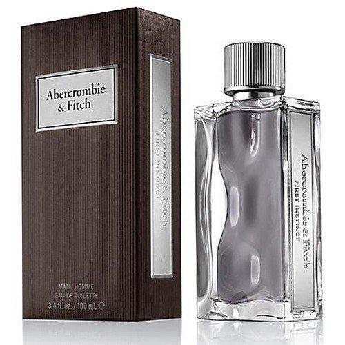 Abercrombie & Fitch First place Instinct Eau de Toilette Spray, 1er Pack (1 x 100 ml)