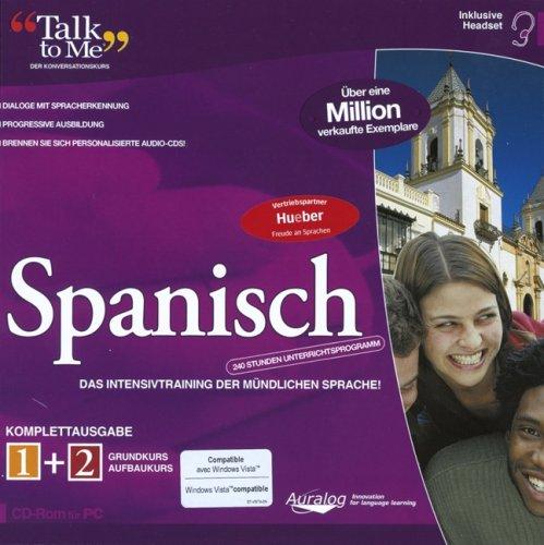 Talk to Me 7.0 Spanisch,  Komplettausgabe 1+2