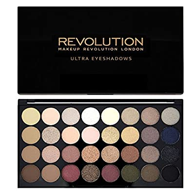 Makeup Revolution Shimmers And