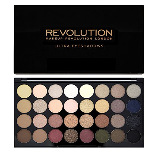 makeup-revolution-shimmers-and-matte-nudes-ultra-32-eyeshadows-flawless-palette