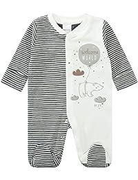 5570137eb4b2 Staccato Unisex - Baby Pyjama Welcome World Organic Cotton - Offwhite  (230069680)