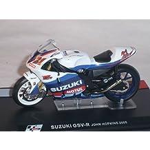 Ixo Suzuki Gsv-r Kenny Roberts Jr 2002 1//24 Altaya by Modellmotorrad Modell Motorrad