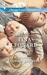 Callahan Cowboy Triplets (Mills & Boon American Romance) (Callahan Cowboys, Book 12)