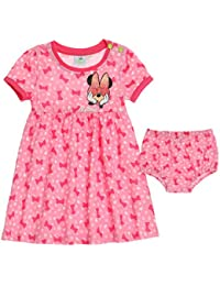 Disney Minnie Babies Robe & bloomer 2016 Collection - fushia