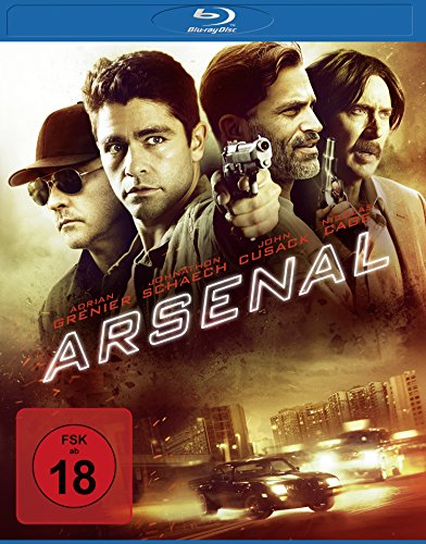 Arsenal [Alemania] [Blu-ray]