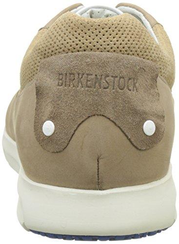 Birkenstock Cincinnati Men, Basses Homme Beige (Mud)