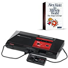"Console Sega Master System ""Alex Kidd"""