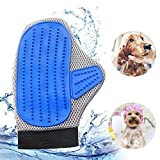 Best Dog Brush For Sheddings - Vicloon Pet Grooming Glove Brush Cat and Dog Review