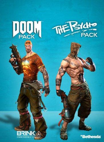 Brink DLC Doom/Psycho Combo Pack