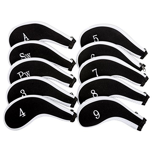 beehive-filter-black-white-10x-long-neck-iron-zippered-golf-head-covers-headcover-fit-for-all-brands