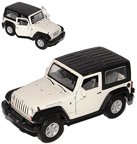 Jeep Wrangler JK 3 Türer Weiss Cabrio mit Soft Top