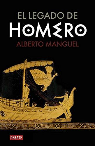 Portada del libro El legado de Homero (DEBATE)
