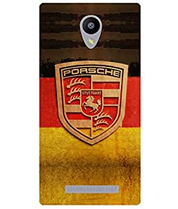 BuyFeb Back Case Cover for Gionee Ctrl V5/ Gionee V5