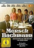 Mensch Bachmann / Die komplette 6-teilige Kultserie (Pidax Serien-Klassiker) [2 DVDs]