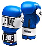 Leone 1947 Shock Gloves, Blue, 16 Oz