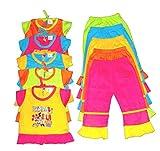 Apt Padhus Baby Girls Cotton Dress (Pack...