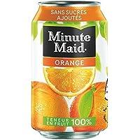 MINUT MAID Orange Boite 33cl (x24)