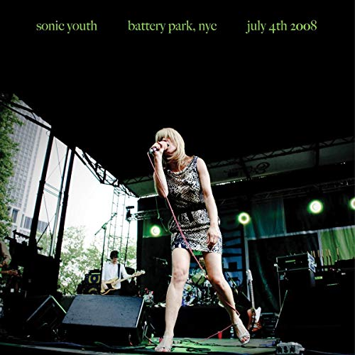Battery Park,NYC: July 4th 2008 [Vinyl LP] (Bb Batterie)