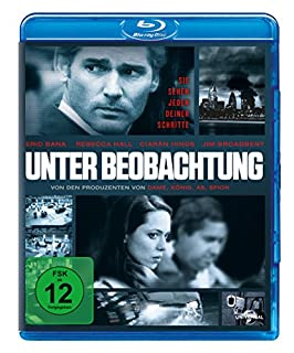 Unter Beobachtung [Blu-ray]