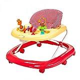 LFY Baby Walker - Passeggino Multifunzionale Rollover 6-18 Mesi Pieghevole