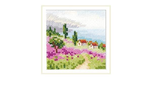 Dimensions Cross Stitch Kit Fields Of Lavender