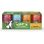Lily's Kitchen Grain Free Multipack Wet Dog Food (12 x 400g)