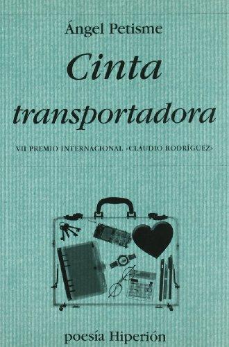 Cinta transportadora (Poesía Hiperión)