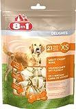 8in1Delights Rohleder Hund Value Bag XS (4Stück)