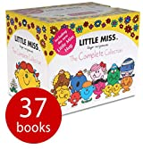 Little Miss: The Complete Collection (37 Books)