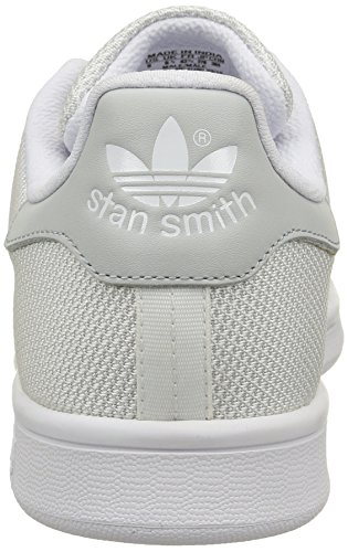adidas Stan Smith Herren Trekking- & Wanderhalbschuhe Grey (Light Solid Grey/Ftwr White/Ftwr White)