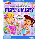 POOF-Slinky 0SA223 Scientific Explorer Perfumery Science Kit, 10-Activities by Scientific Explorer TOY (English Manual)
