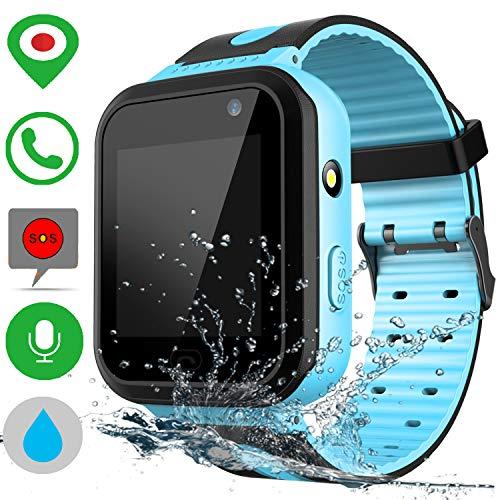 Reloj Inteligente Resistente Agua niños rastreador
