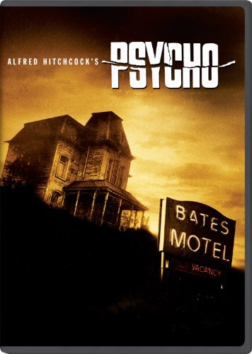 Psycho by Anthony Perkins