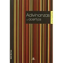 Adivinanzas y acertijos (Letras Españolas)
