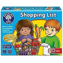 Orchard Toys - Lista della Spesa (Shopping List), Gioco da tavolo educativo [Lingua inglese]