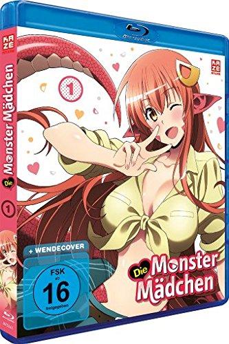 - Blu-ray 1 (Kleines Mädchen Anime)