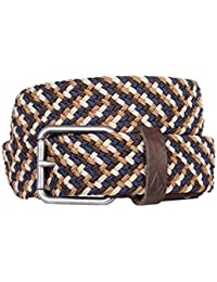 Volcom Krupa Web Belt Navy