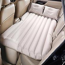 Colchoneta hinchable portátil para asiento trasero de caravanas y camiones, without baffle