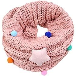 Cuellos desmontable para el frio ideal para niñas, coquetas