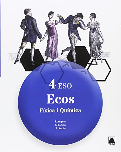 Física i química 4 - ecos - ed 2016
