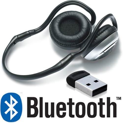 STEREO BLUETOOTH HEADSET V2.0 inkl. mini USB Adapter -
