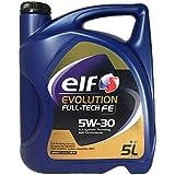 Öl Motor Elf evolution full-tech FE 5W305W-305L mit Formula Fuel Economy