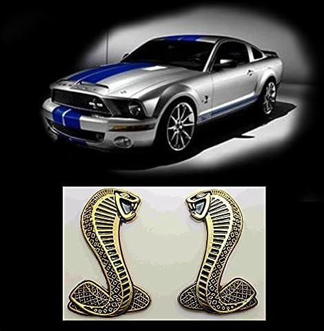 PP 200-200448 Inscription Emblème (Mustang Cobra Emblem)