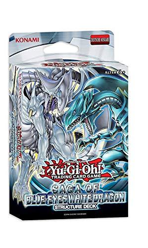 Lively Moments Yu-Gi-Oh! Karten Saga of Blue - Eyes White Dragon Structure Deck DE Deutsch / Spielkarten / Sammelkarten Yu Gi Oh