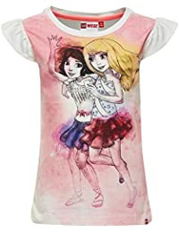 Lego Wear Girl Friends Tallys 404, T-Shirt Fille
