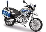 BMW F650GS Polizei Automaxx Motorrad Modell,1:12