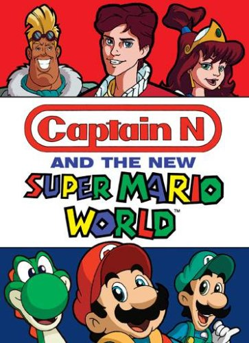 Captain N & The New Super Mario World [Import USA Zone 1]